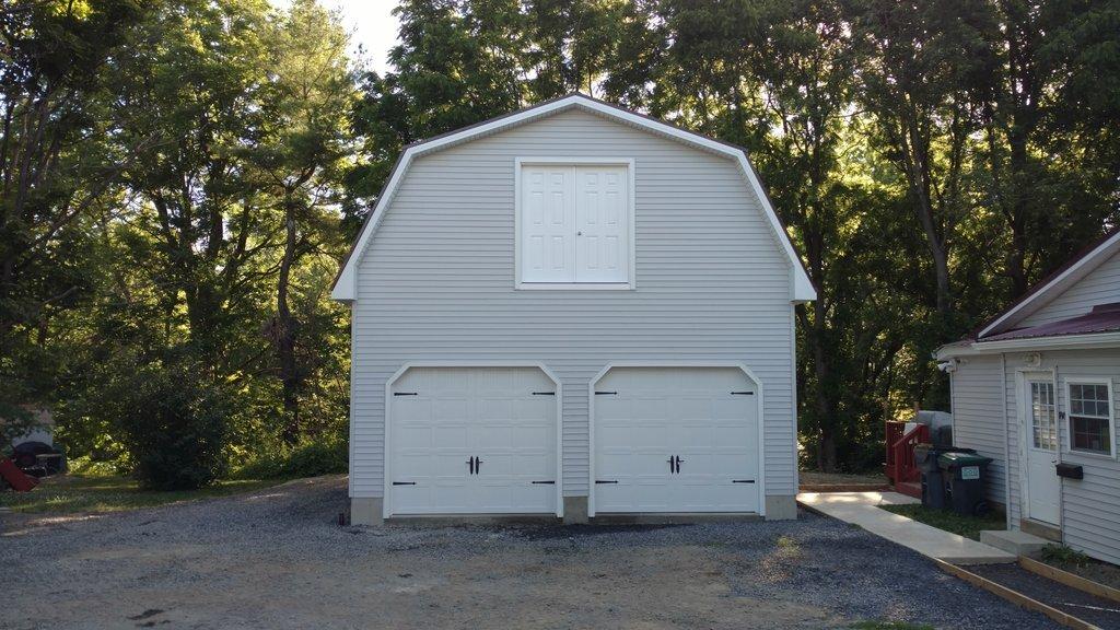 Gambrel Style Garage Builders Florida